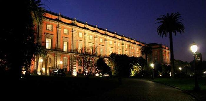 Una notte al Museo di Capodimonte per l'evento Giovani Ciceroni a Capodimonte