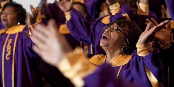 coro gospel per canti natalizi