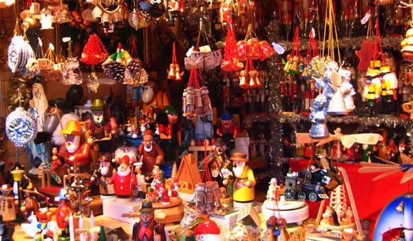 le bancarelle dei mercatini di natale 2013 a napoli
