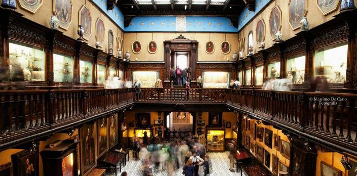 Il Museo di Filangieri di Napoli, opere di artisti contemporanei