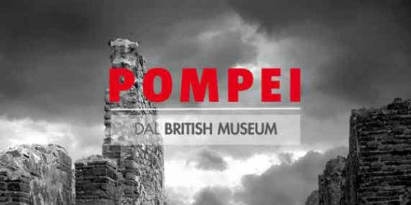 Locandina del film su Pompei al cinema The Space