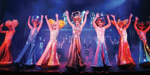 Musical Priscilla la regina del deserto al Teatro Palapartenope di Napoli