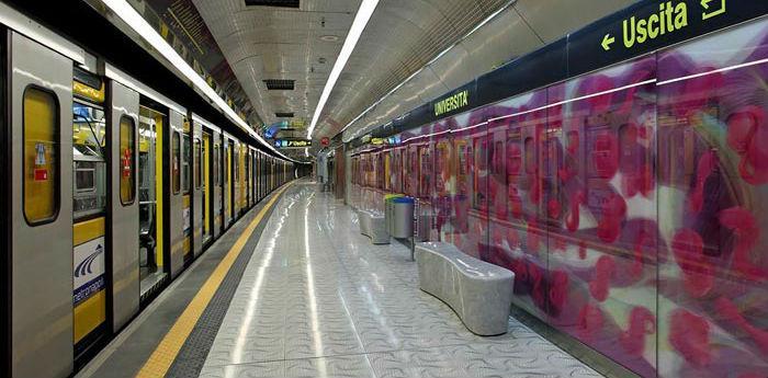 Metropolitana Linea 1 Napoli, sciopero regionale trasporti pubblici