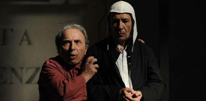 Al Piccolo Bellinid i Napoli in scena Uscita d'emergenza di Manlio Santanelli