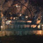 Presepe di Riccardo Dalisi al Castello di Limatola