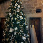 Albero di Natale al Castello di Limatola