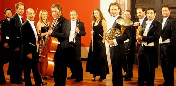 la Nuova Orchestra Scarlatti di napoli