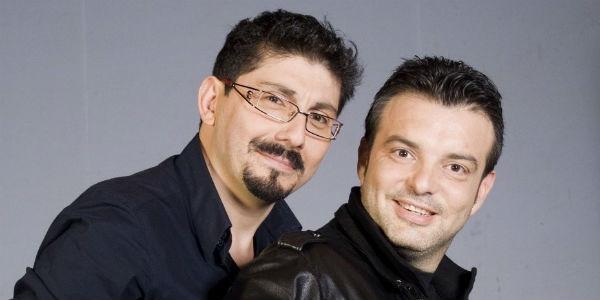 Ciro Ceruti e Ciro Villano al Teatro Cilea di Napoli
