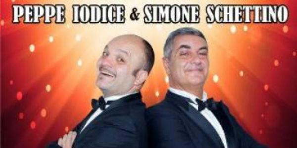 Peppe Iodice e Simone Schettino in Comicissima sera show
