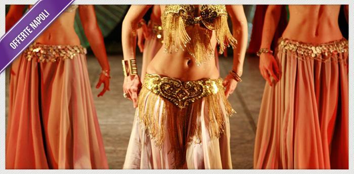 copertina ruubrica coupon con danzatrici del ventre