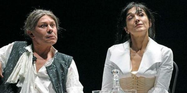 Delirio a due di Ionesco alla Galleria Toledo di Napoli