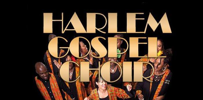 locandina del concerto degli harlem gospel choir all'arenile reload di napoli