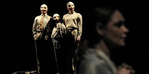 Il silenzio della ragione al Teatro Mercadante di Napoli