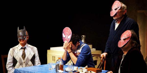 Spettacolo Jucature al Teatro Nuovo di Napoli