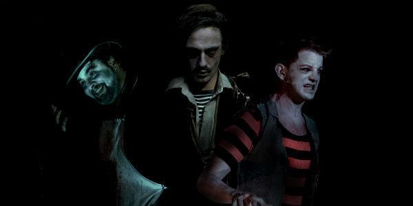 Scena dello spettacolo L'anima buona di Lucignolo al Teatro San Ferdinando