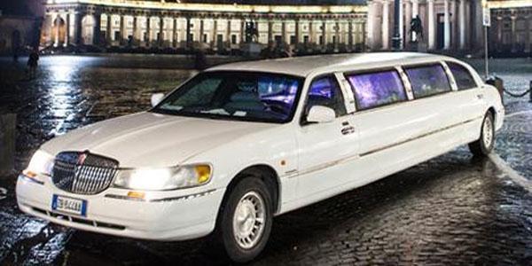 limousine di foto cine belvedere di napoli