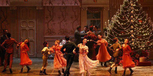 Balletto Lo Schiaccianoci al Teatro San Carlo di Napoli