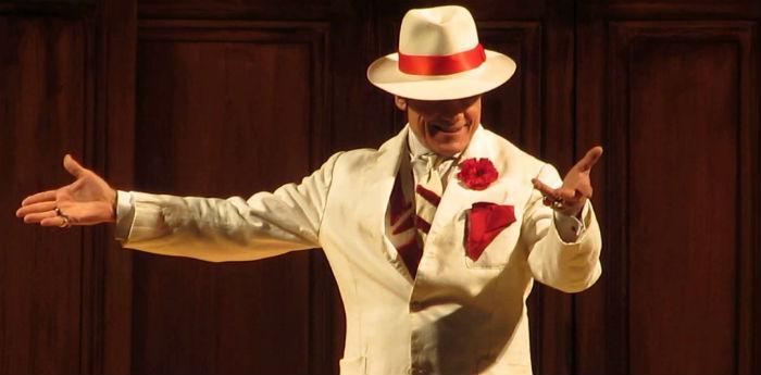 Massimo Ranieri in scena al Teatro Diana con lo spettacolo Viviani varietà