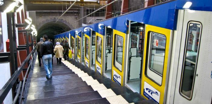 Funicolare di Chiaia e Centrale di Napoli prolungamento orari Immacolata sciopero