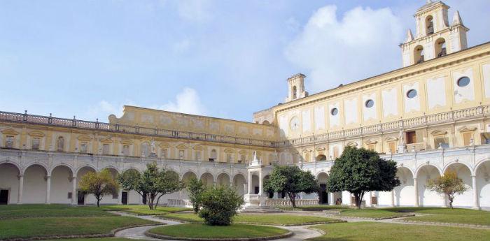 Certosa di San Martino a Napoli, musei aperti