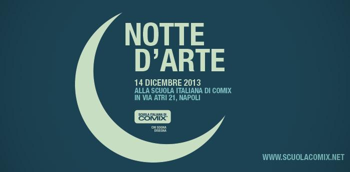 notte-arte-2013-napoli-comix