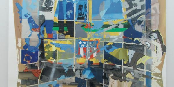 Padraig Timoney opere in mostra al Museo Madre di Napoli