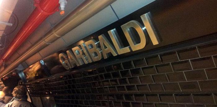 Foto stazione di Piazza Garibaldi