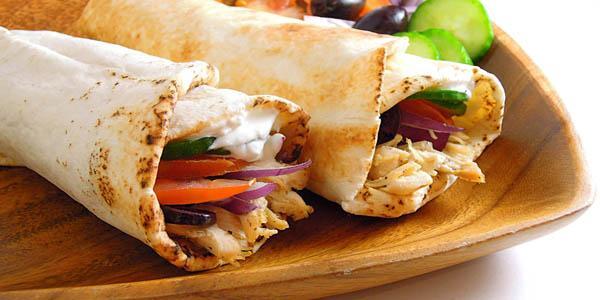 la pita tipico piatto greco
