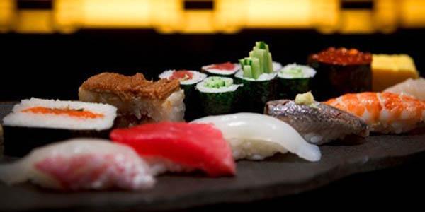 sashimi giapponese