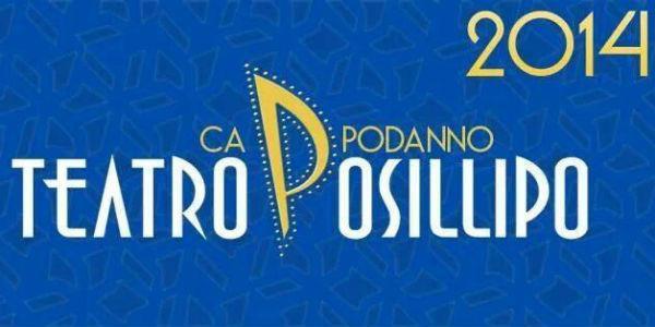 Locandina del Capodanno 2014 al Teatro Posillipo