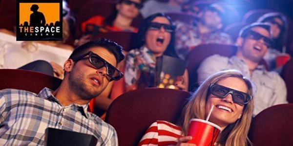sala del the space cinema