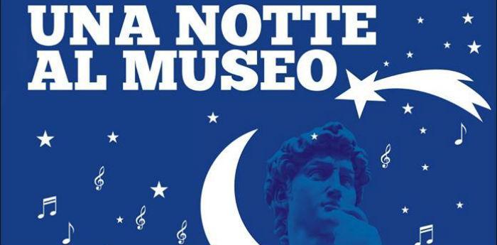 Locandina dell'evento Una Notte al Museo, musei gratis a Napoli il 28 dicembre 2013