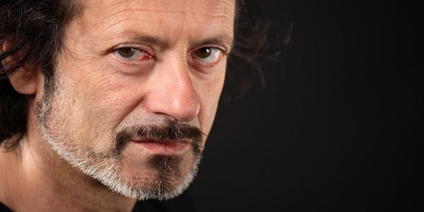 l'attore della Basilicata Rocco Papaleo