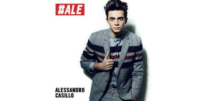 Copertina dell'ultimo album del cantante Alessandro Casillo
