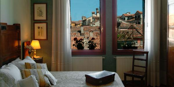 Foto di un bed and breakfast di Venezia, in piazza san Marco, per il Bed and Breakfast day