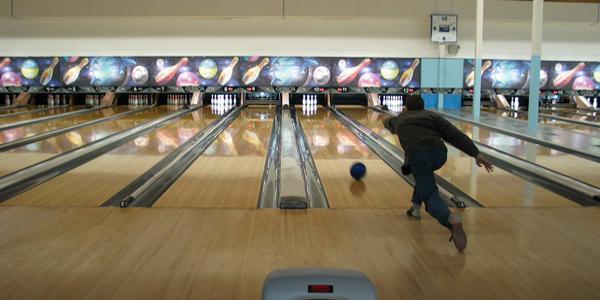pista del bowling d'oltremare a napoli