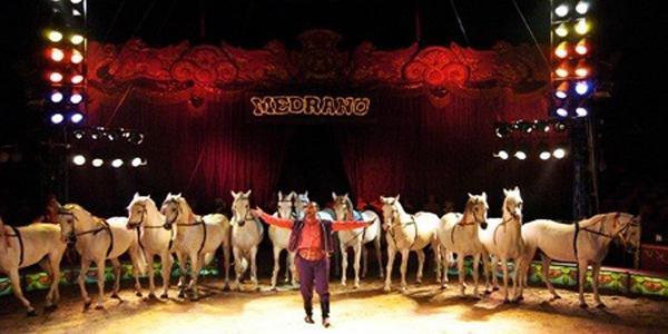 artisti dello storico circo medrano