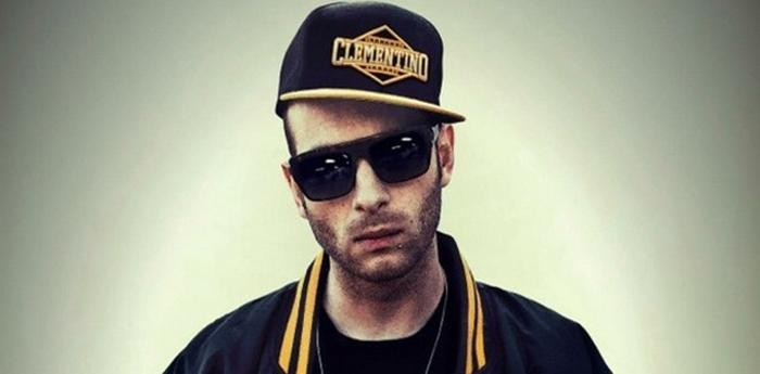 il rapper napoletano Clementino