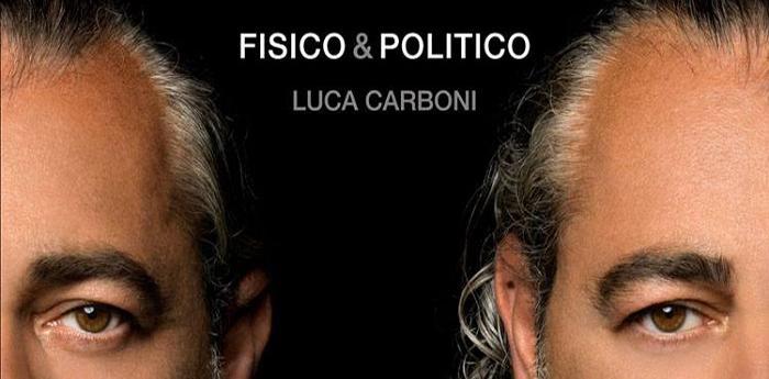 copertina modificata dell'album Fisico e Politico di Luca Carboni