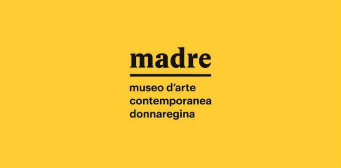 Logo del Museo Madre di Napoli, museo di arte contemporanea