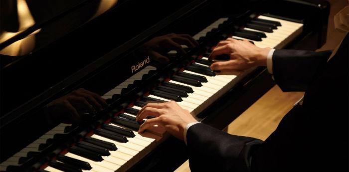 Francesco Villani al Napoli Jazz Winter 2014