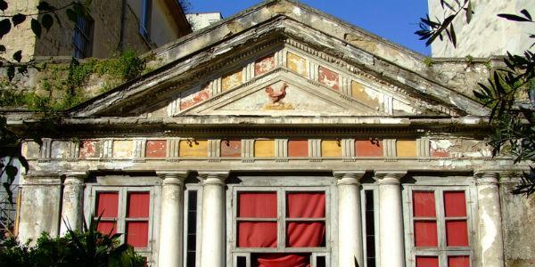 Foto di Palazzo Venezia a Napoli, nel centro storico