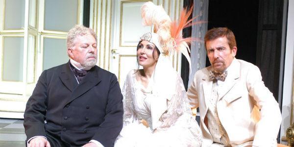 Sabrina Ferilli in scena al Teatro Diana