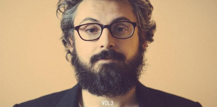 copertina dell'album Vol 3 - Il cammino di santiago in taxi di Brunori Sas