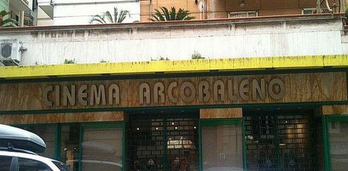 Foto del Cinema Arcobaleno al Vomero