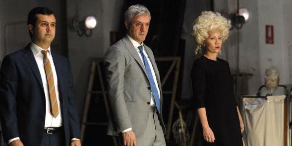 Personaggi dello spettacolo Il servitore di due padroni al Teatro Bellini
