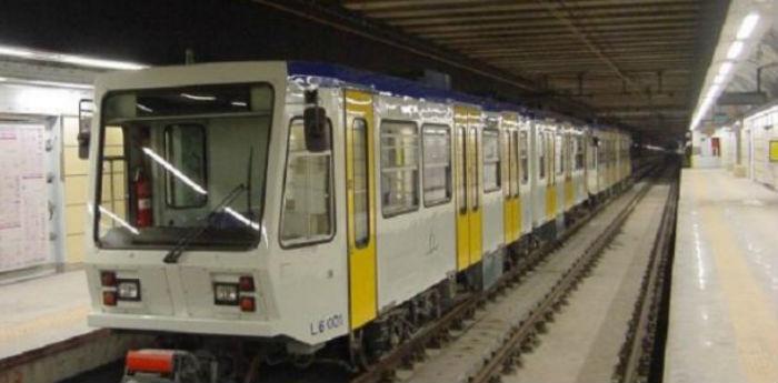 Foto della Metropolitana linea 6 Napoli