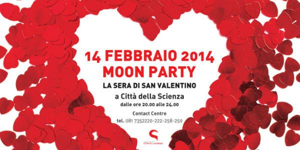 Moon Party Città della Scienza