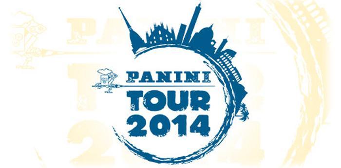 logo del Panini Tour 2014