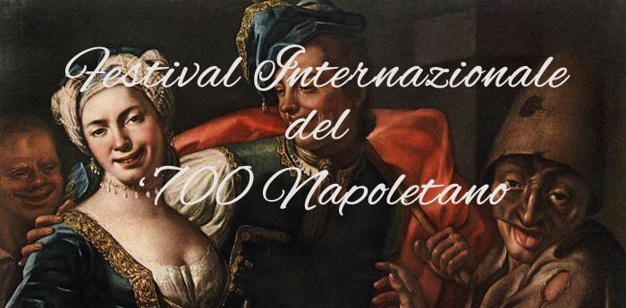 locandina del festival internazionale del 700 napoletano